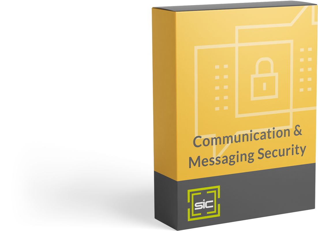 Communication & Messaging Security