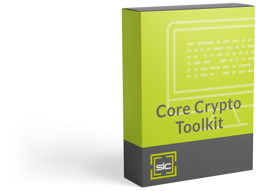 Core Crypto Toolkits